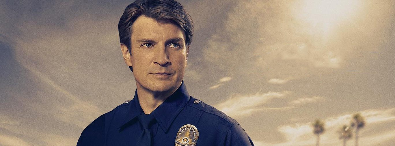 The Rookie ABC TV series hero Nathan Fillion