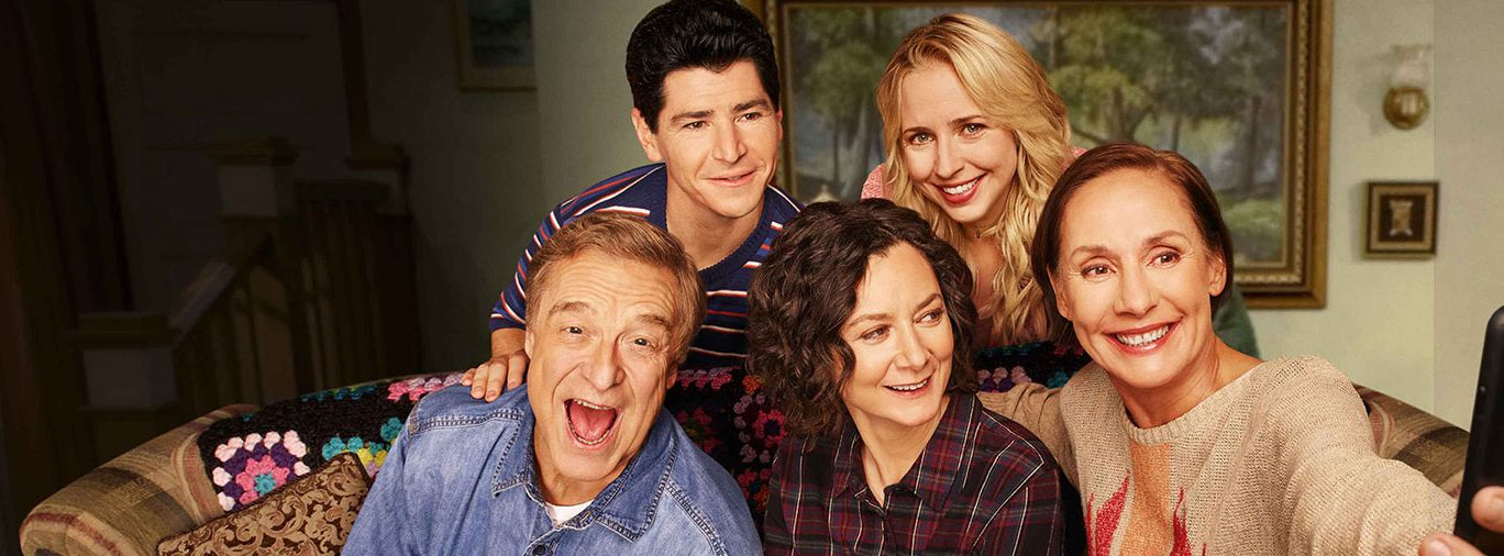 The Conners ABC TV series hero