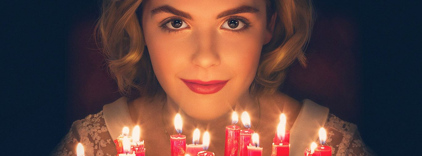 Chilling Adventures of Sabrina hero Netflix TV series