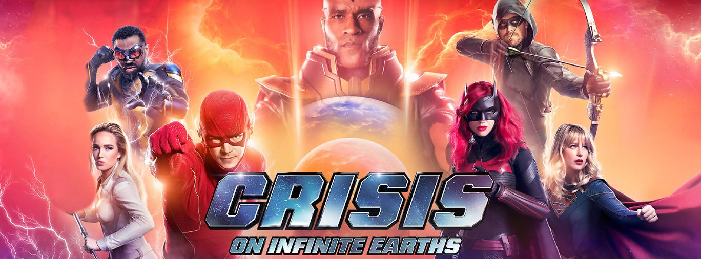 DC TV Crisis on Infinite Earths The CW crossover hero