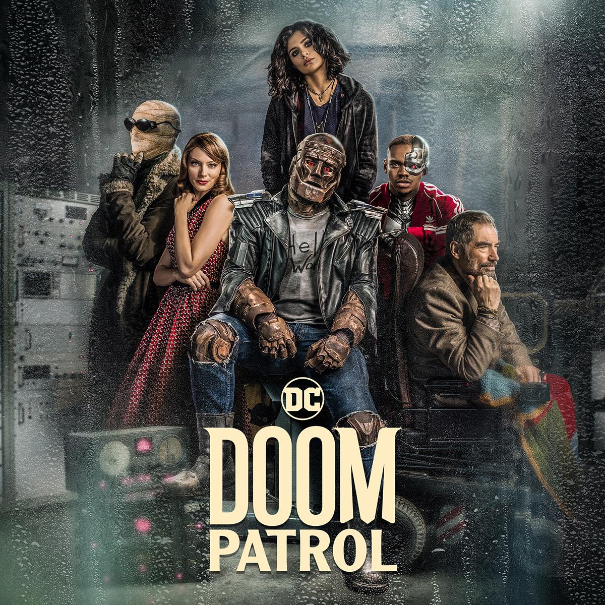 Doom Patrol Serie
