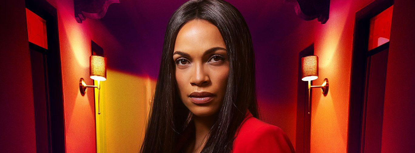 Briarpatch hero Rosario Dawson TV series