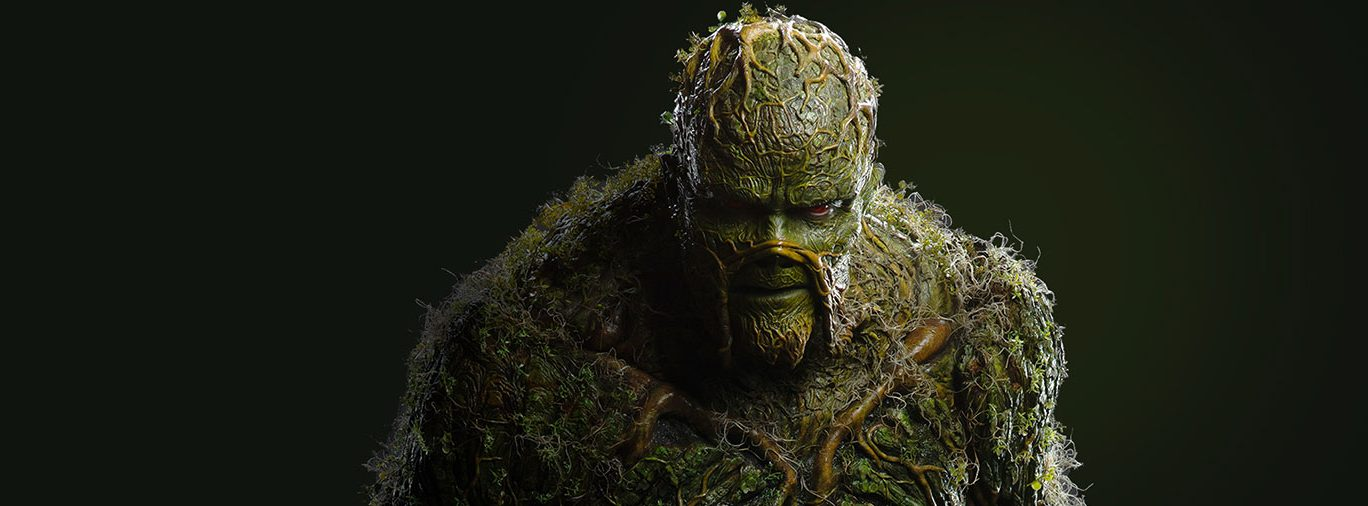 Swamp Thing hero DC Universe tv series