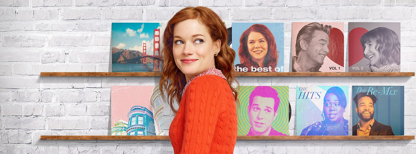 Zoey's Extraordinary Playlist hero NBC TV series