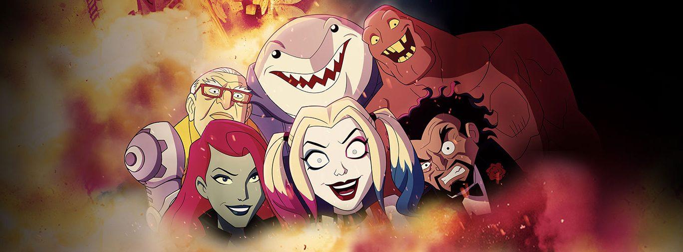 Harley Quinn DC Universe hero