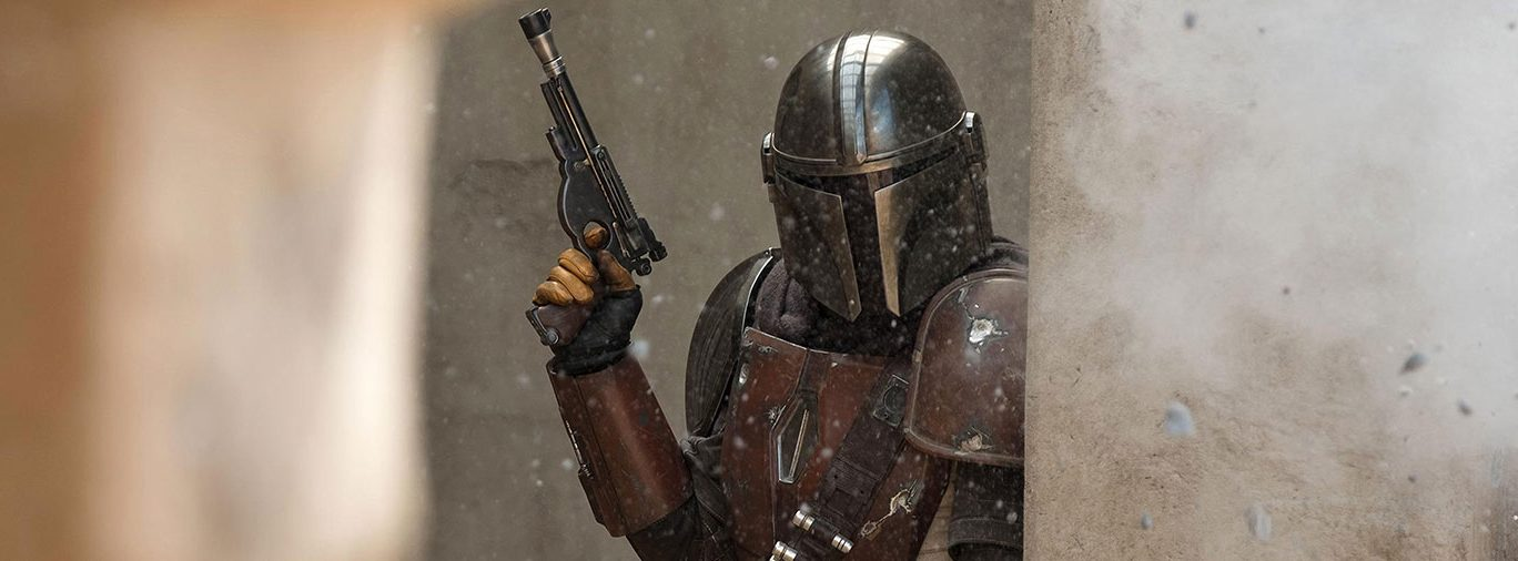 The Mandalorian Star Wars hero