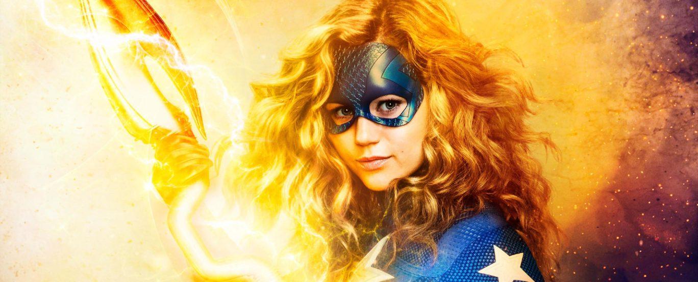 DC's Stargirl - The CW superhero TV series hero