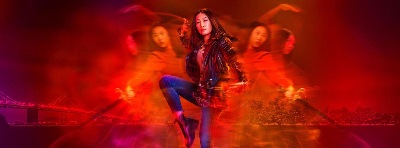 Kung Fu The CW TV series hero
